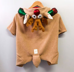 Rudolph, the Red Nose Reindeer Costume. Choose your size.