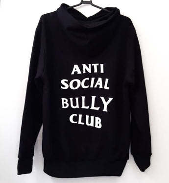 Anti Social Bully Club Hoodie Uauhdogs for Humans
