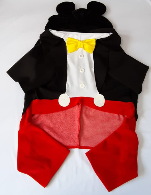Costume Mickey Mouse  UAUH DOGS