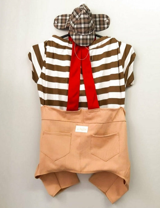 Costume El Chavo. Choose your size.
