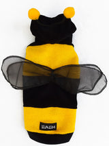 Bee Costume Uauhdogs for Pets