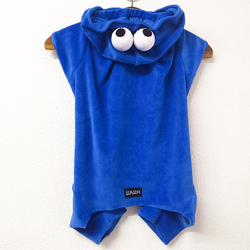 Sesame Street Costume Cookie Monster  UAUH DOGS