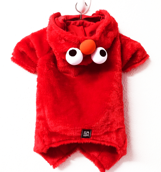 Sesame Street Elmo Costume.  Choose your size.