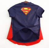 Costume Heroes Super Man/Dog  UAUH DOGS