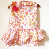 Dress Floral with Bolero  UAUH DOGS