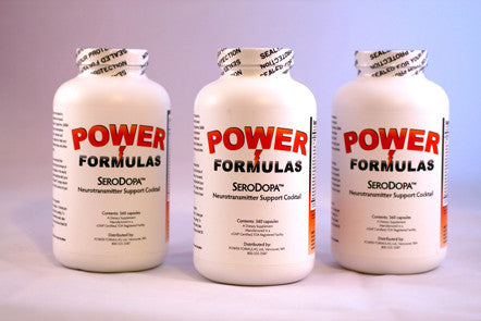 Power Formulas SeroDopa