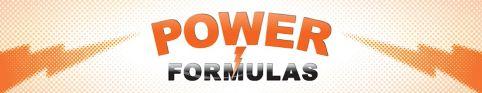 Power Formulas Supplements