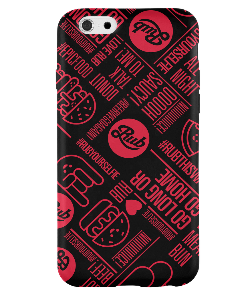 Rub - iPhone 6 Full Wrap Case