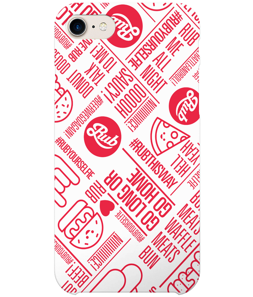 Rub - iPhone 8 Full Wrap Case