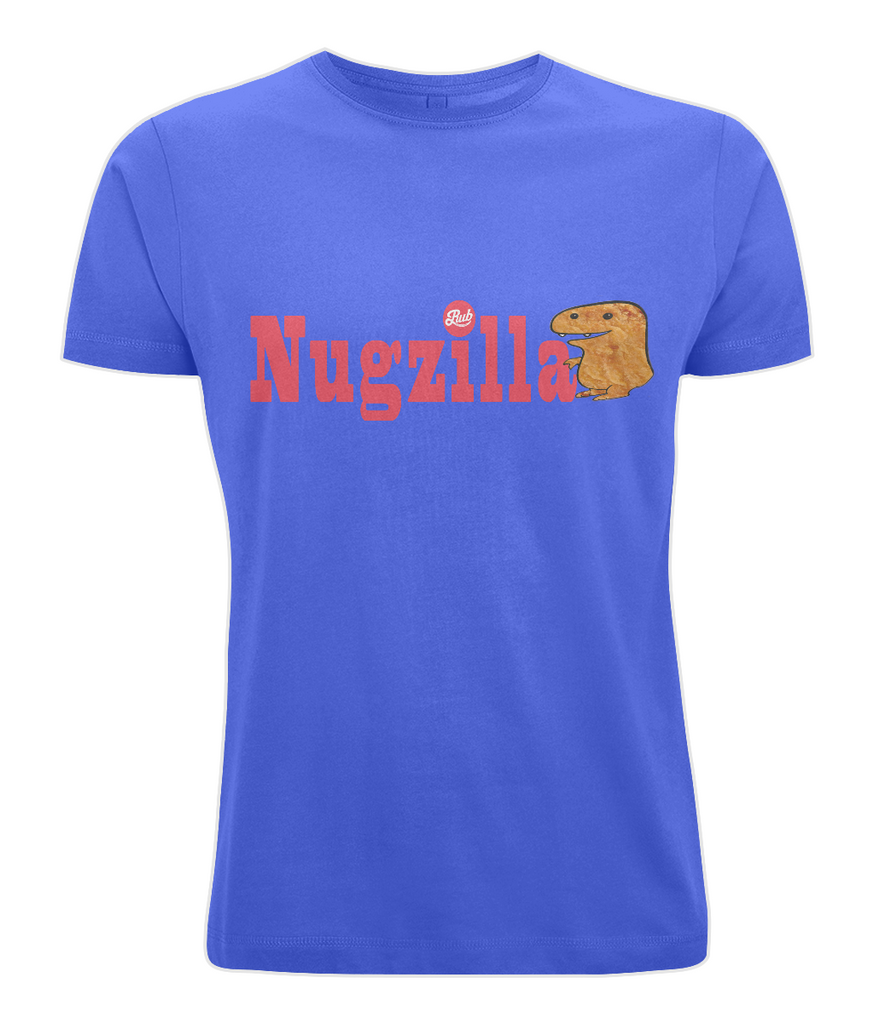 Nugzilla - Canvas Unisex Crew Neck T-Shirt