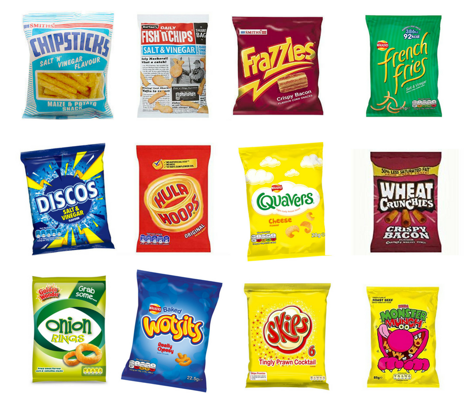 Bottomless Crisps Party