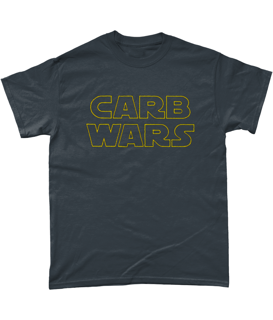 CARB WARS Heavy Cotton T-Shirt