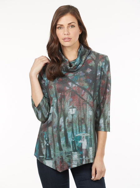 French Dressing Hyde Park Top