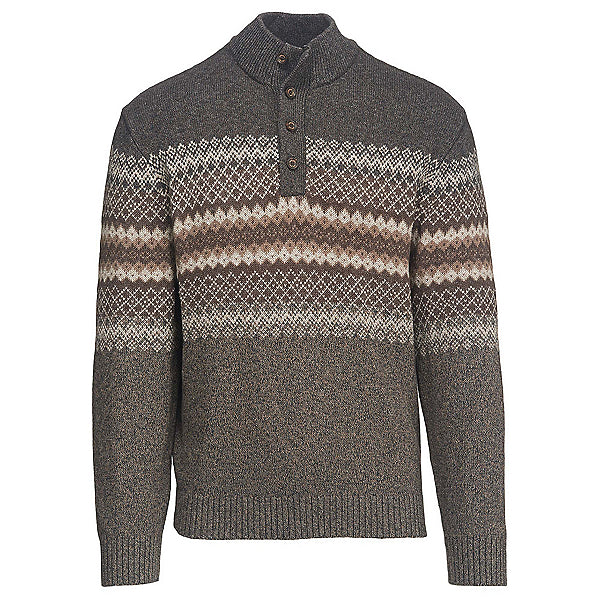 Woolrich Men's Deep Channel Henley Sweater