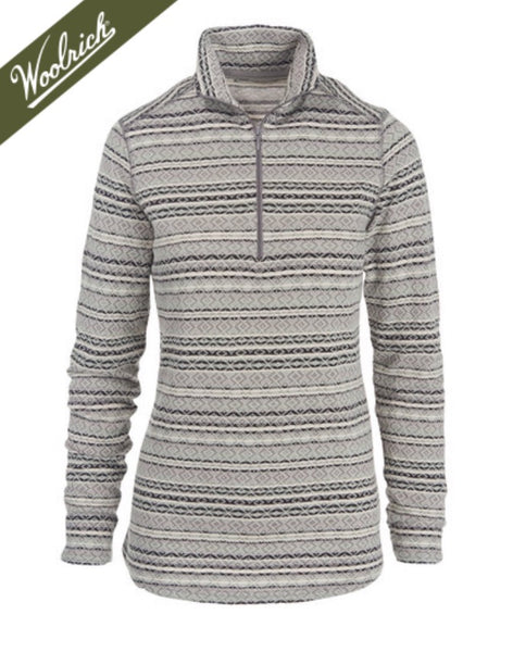 Woolrich Women's 1/2 Zip Sweater
