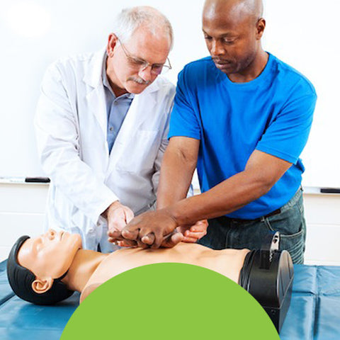 CPR, Medical Emergencies & AED Training