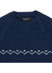 Bask in the Sun - Pull Ibon Navy