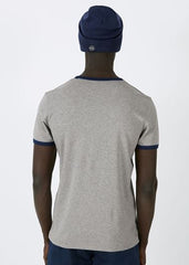 TRS - Tee City Grey/Navy