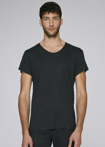 TRS - Tee Black Modal Classic