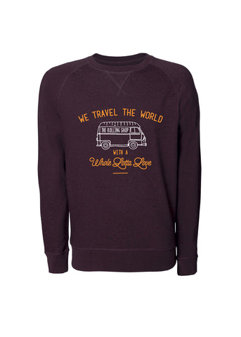 The Rolling Shop - Sweat Travel The World