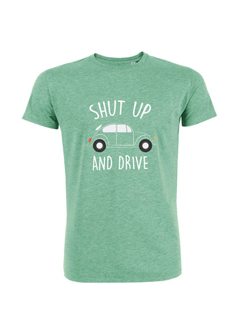 TRS - Tee Shut Up Summer Green