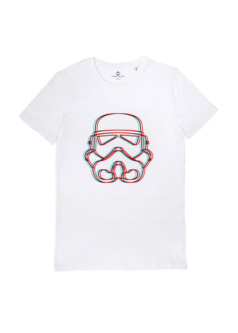The Rolling Shop - T-shirt Star Wars 3D