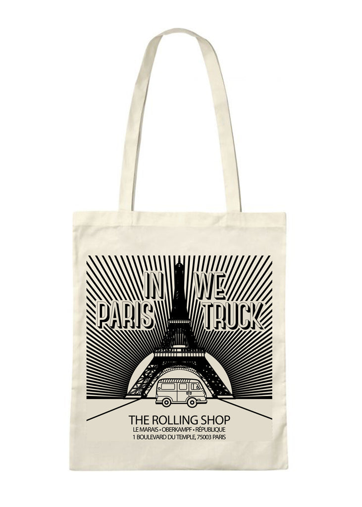The Rolling Shop - Totebag Collector