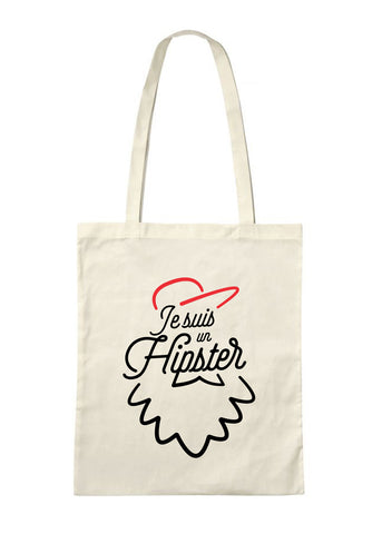 TRS - Tote Bag Hipster