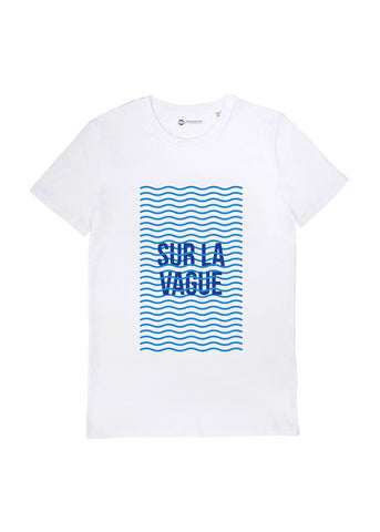 The Rolling Shop - T-shirt Sur la vague