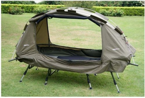 POD Off Ground Cot Tent & POD Off Ground Cot Tent u2013 Woodlands Enterprises Ltd