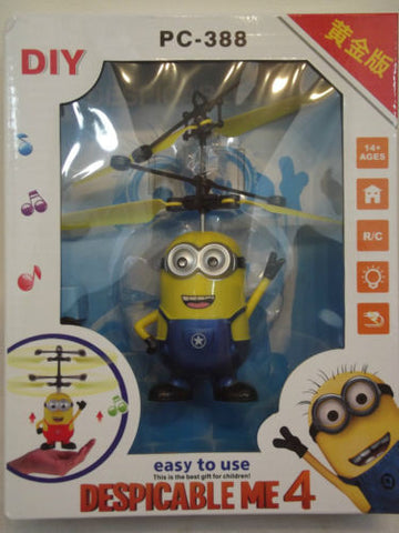 Despicable Me Figure Flying Minion - Woodlands Enterprises Ltd