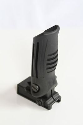 Hand Grip, Folding Foregrip fits Tactical 20mm Weaver Rails ACCESSORIES