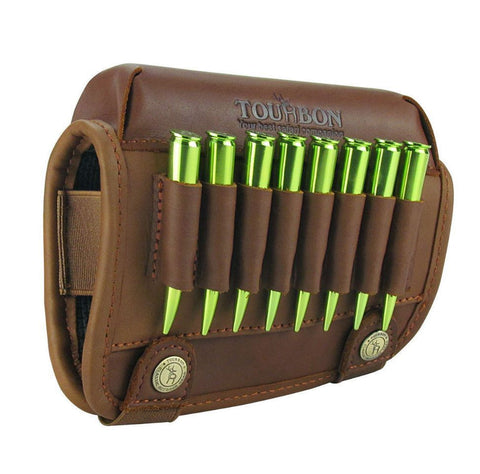 Tourbon Rifle Ammunition Holder Cheek Piece - Woodlands Enterprises Ltd