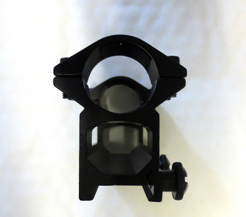 "1 ""High see through One piece mount 25mm weaver Rail"