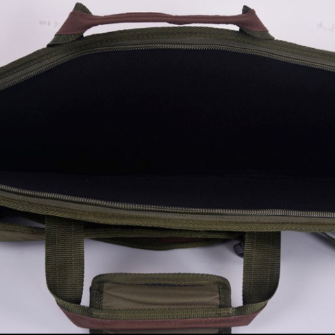 Backpack Super Scope Shotgun Air Rifle Slip Hunting Bag 600 d material Evo Case