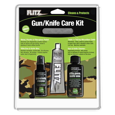 FLITZ GUN / KNIFE CARE KIT