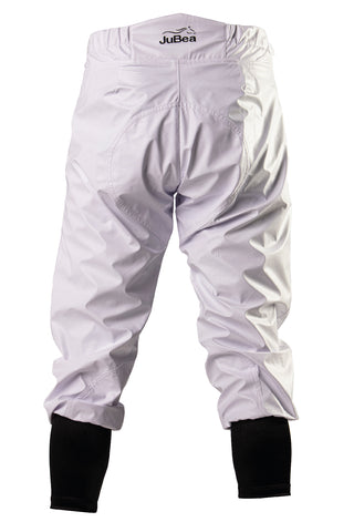 Classic Waterproof Race Breeches with Black Elastic Leg Bottom