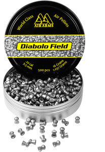.22 air-arms diabolo field