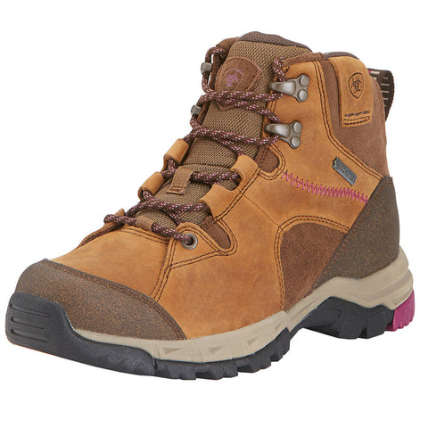ARIAT SKYLINE MID GTX WOMENS BOOTS - Woodlands Enterprises Ltd