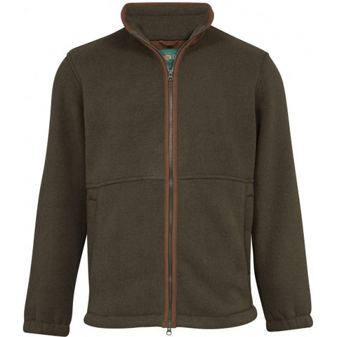 ALAN PAINE AYLSHAM MENS FLEECE JACKET - CLASSIC FIT