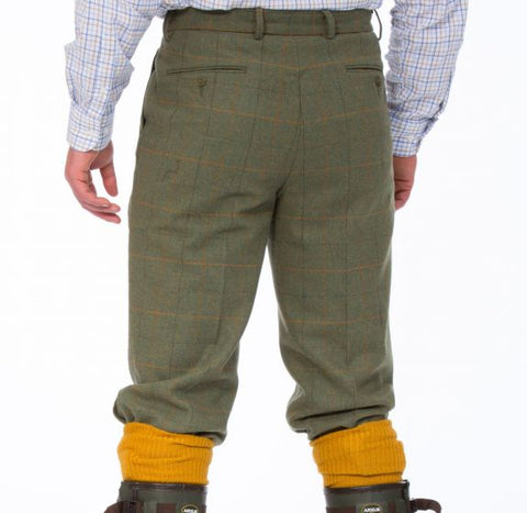ALAN PAINE COMPTON MENS TWEED BREEKS
