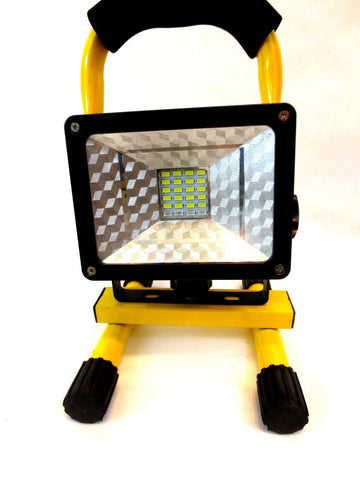 portable work-light hi intensity and emergency flash mode - Woodlands Enterprises Ltd
