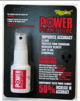 Power Pellet Lube 25ml - Woodlands Enterprises Ltd