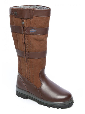 DUBARRY WEXFORD LEATHER BOOT