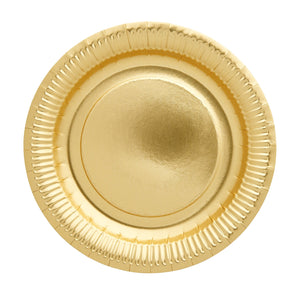 Gold Plates