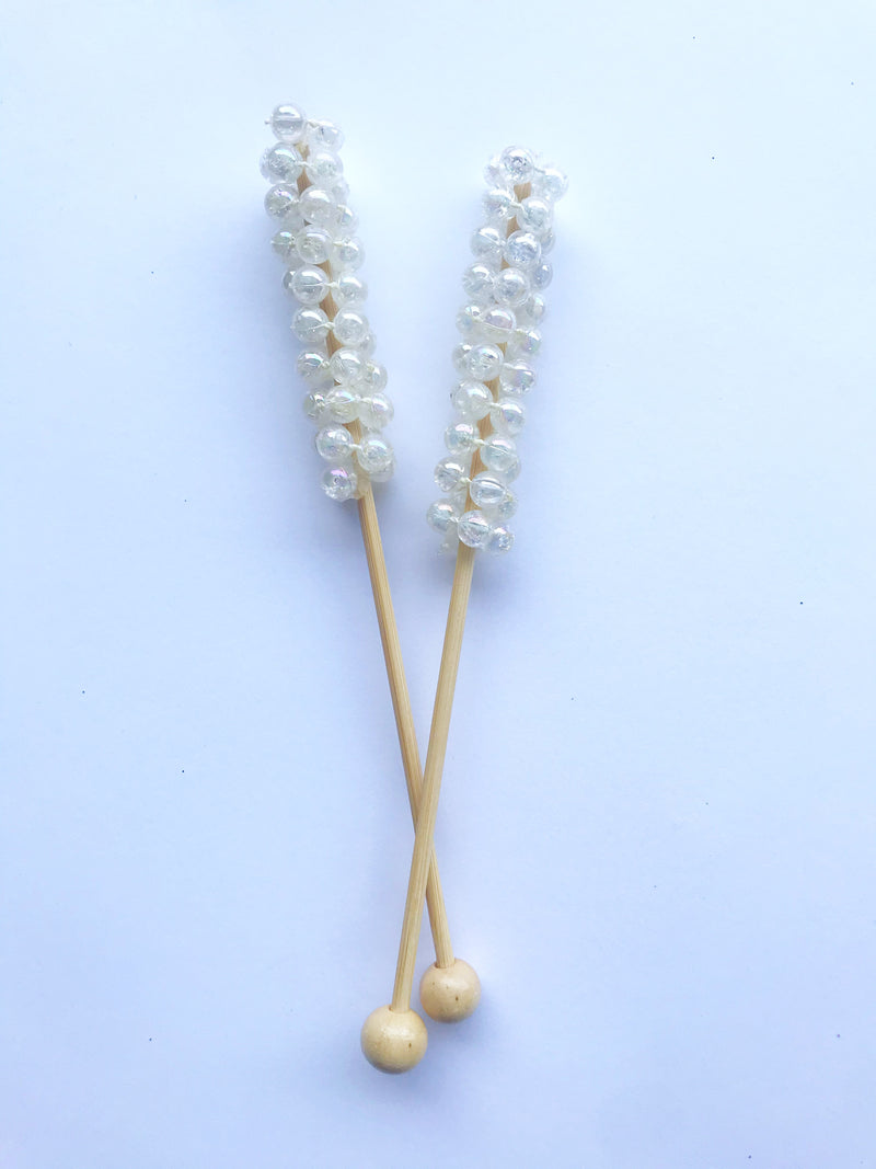 pearl drink stirrers