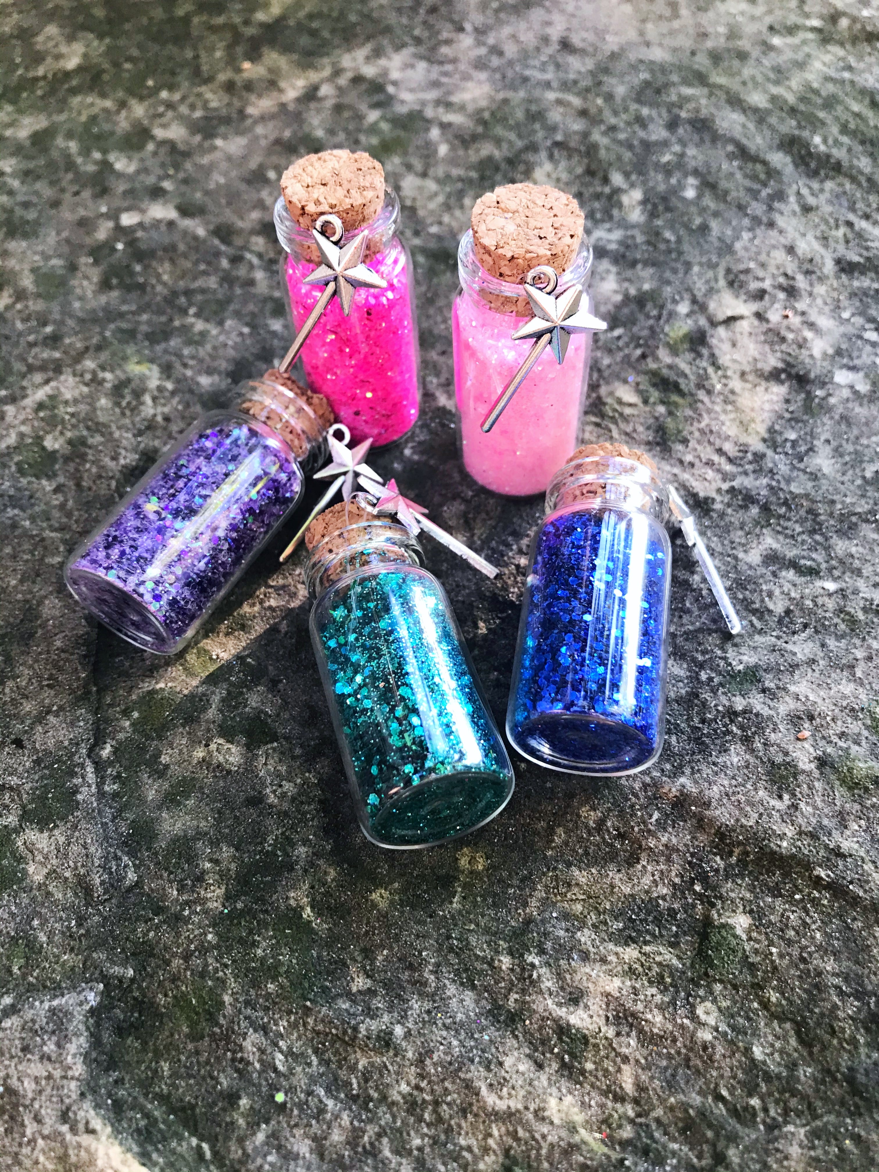 fairy dust party favors