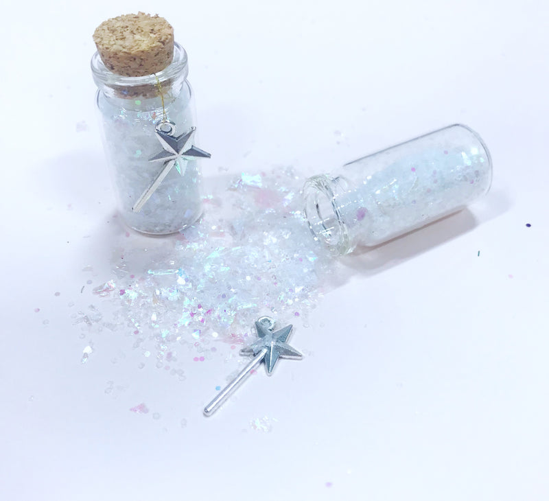 iridescent fairy dust