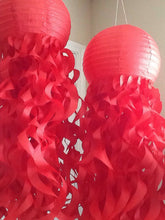 Red Jellyfish Lanterns