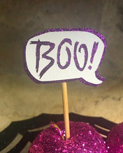 Boo and Fangs Cupcake Toppers